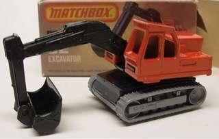 Matchbox 32 Atlas Excavator