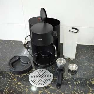 (PL) Krups Vivo 887 Coffee And Espresso Maker - Made in Portugal