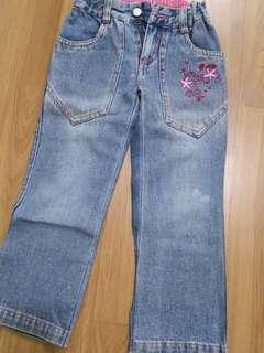 Poney jeans 4y