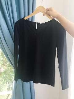 baju hitam