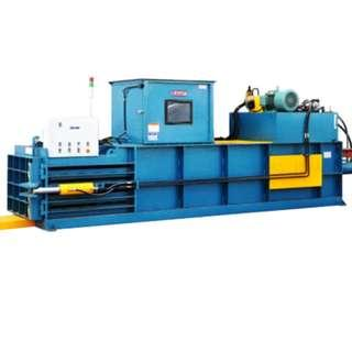 Manual or Automatic Material Baler Recycling Equipment