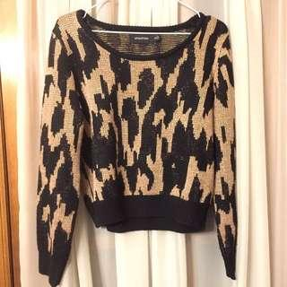Mink pink sweater size S