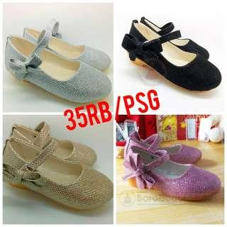 Sepatu pesta anak blink-blink #momjualan #jualanibu