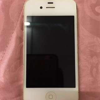 Iphone 4s 8gb White color #POST1111 #BFgadget