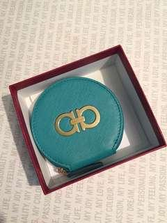 Salvatore Ferragamo Coins Bag 連盒
