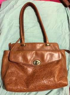 Vintage Colorado Leather Handbag