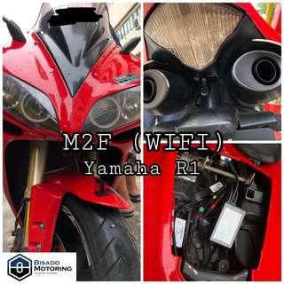 M2F WIFI Motorcycle Camera FULL HD