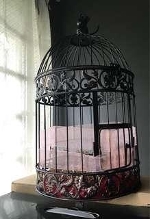 Wedding Birdcage Decoration