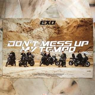 EXO Don't Mess Up My Tempo : Posters
