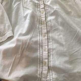 (REDUCED!!)White shirt