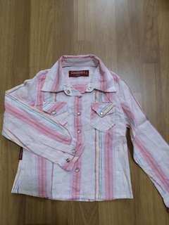 Caserini shirt 4y