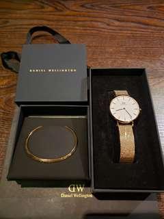 Daniel Wellington watch set