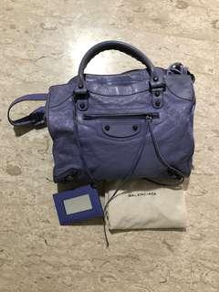 Balenciaga City Purple
