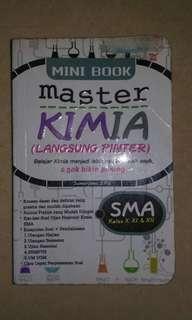 Mini Book Master Kimia