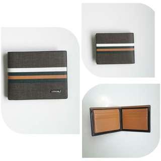 12.12 sale: New Minimalist Striped Wallet