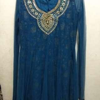 Baju india 1set