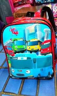 Tas Sekolah Tayo Merah