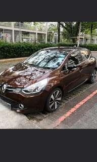 Renault Clio Diesel PH for Rent