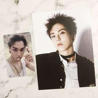 WTT || EXO: Don't Mess Up My Tempo Official Photocard & Postcard