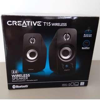 Creative T15 Speakers