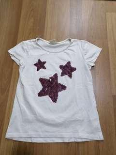 Zara kidsTshirt 7-8y