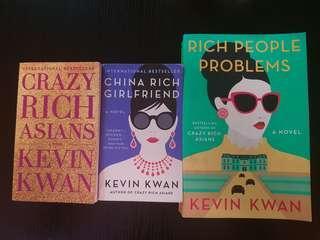 Crazy Rich Asians Trilogy