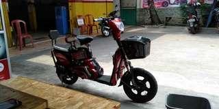 kredit sepeda listrik indo bike via home credit