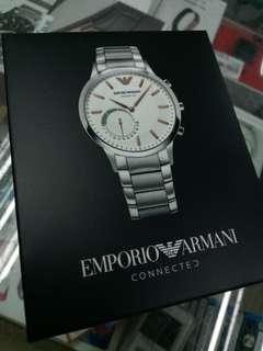 EMPORIO ARMANI Hybrid Smart Watch