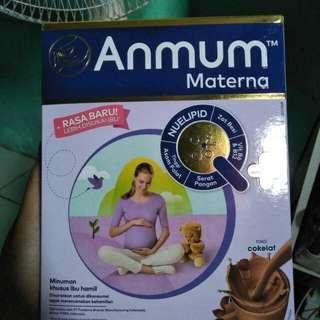 Susu Hamil Anmum Materna