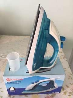 Takada steam iron
