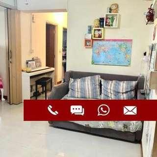 Rare 2 Bedrooms For Sale 990A Jurong West