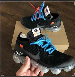 Price firm : us4 Nike Off White Vapormax offwhite