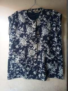 Blouse crope