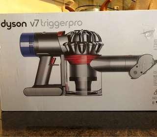 Dyson v7 Triggerpro BNIB Sealed