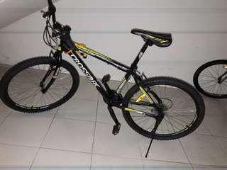 Crossmac bicycle