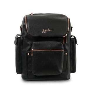 BNIB Jujube Forever Ever Leather Diaper Backpack