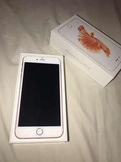 iPhone 6s Plus- rose gold 64GB