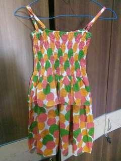 Dress/tunik/gaun