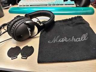 (850 for 2) Marshall Monitor & Major II headphones