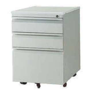 Mobile Pedestal - Recessed Handle - Office Furniture