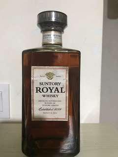 日本三得利Royal 威士忌