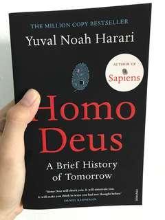 Homo DEUS Sapiens