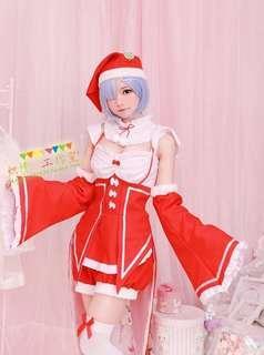 COSPAY Rem/Ram Christmas ver. Free size