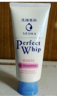 senka perfect whip vibrant white