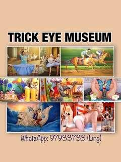 TRICK EYE MUSEUM SENTOSA