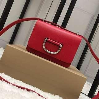 Burberry bag  Leather material Fashion style bag