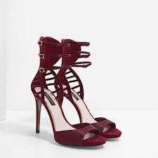 Charles & Keith Strap Stiletto heels