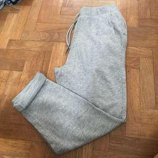 Zara Grey Sweatpants Joggers