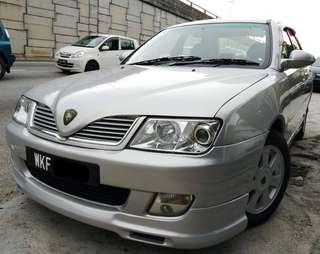 2002 Proton Waja 1.6 MMC (Auto) Full Bodykits