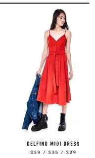 TEM Delfino midi dress
